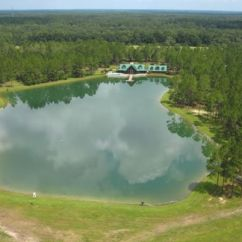 Island For Kitchen Sale Sink Kit A Stunning Private Lake Ranch In Florida