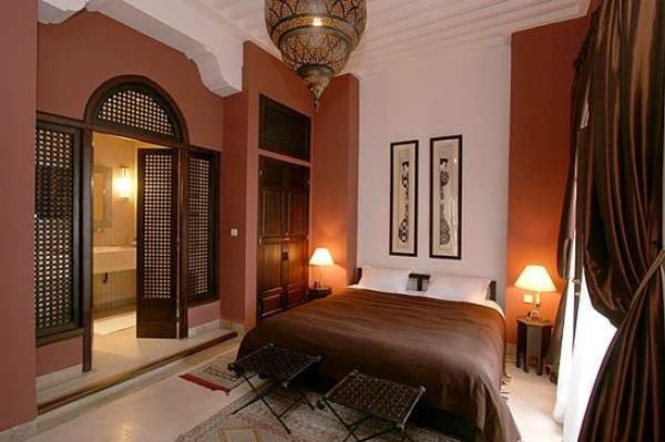 luxurious arabic style bedroom Decorate your home with an Arabic theme