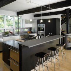 Kitchen Counters Wood Countertops Colorful For A Cheerful And Dynamic Decor
