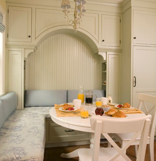 kitchen corner booth seating cost of a new 13 cozy, comfortable and delightful breakfast nooks for ...