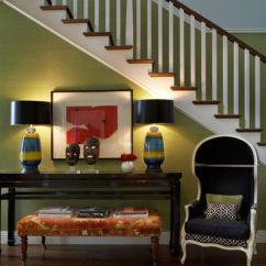 Wall Colors For Living Room With Black Furniture Contemporary White Leather Chairs Decorating Green – Tips And Ideas