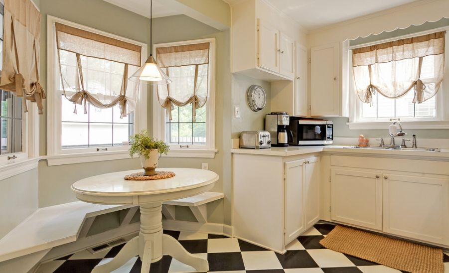 Curtain Designs And Ideas For The Kitchen