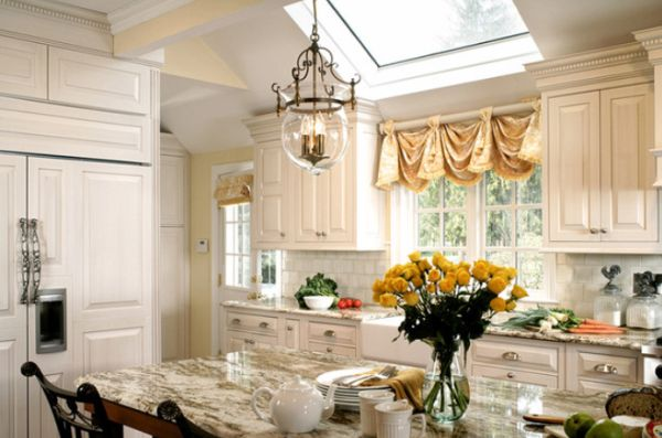 curtains kitchen chip cabinets curtain designs and ideas for the