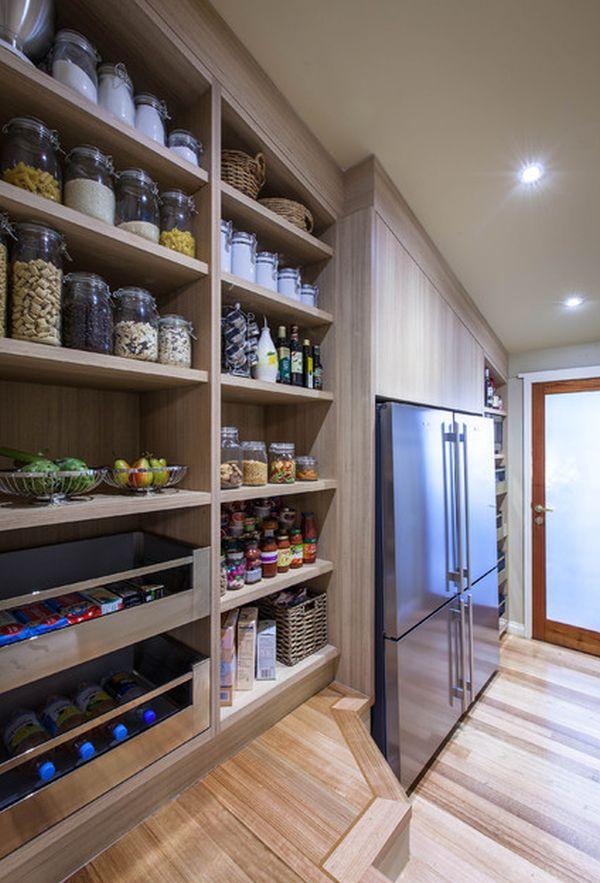 Kitchen Storage Jars A Great Way Of Organizing Ingredients And Saving Space