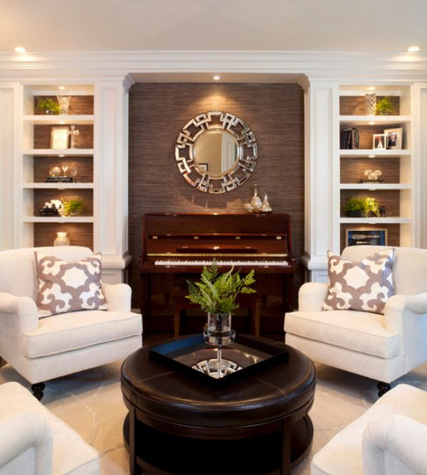furniture cabinets living room western leather sets built in advantages and things to consider view gallery traditional