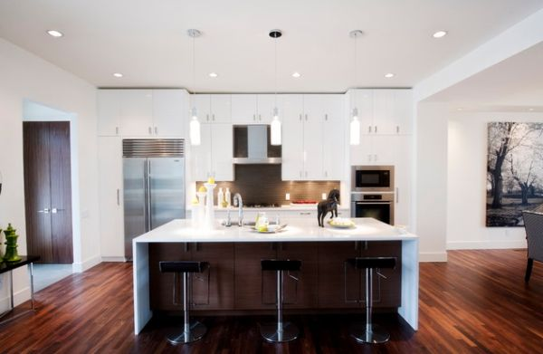 kitchen island lighting kohler faucets styles for all types of decors modern