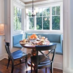 Kitchen Table Nook Canisters Ceramic 13 Cozy Comfortable And Delightful Breakfast Nooks For The View In Gallery Stylish