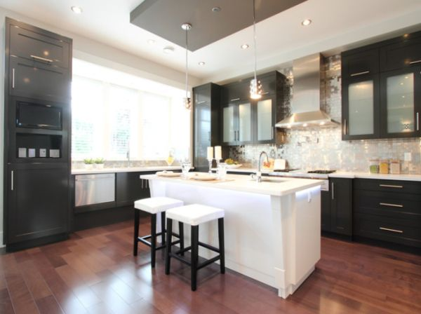 kitchen hood design floors for kitchens stainless steel designs and ideas