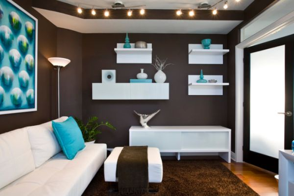 Decorate With Small Turquoise Accessories For A Big Kick In Your Decor