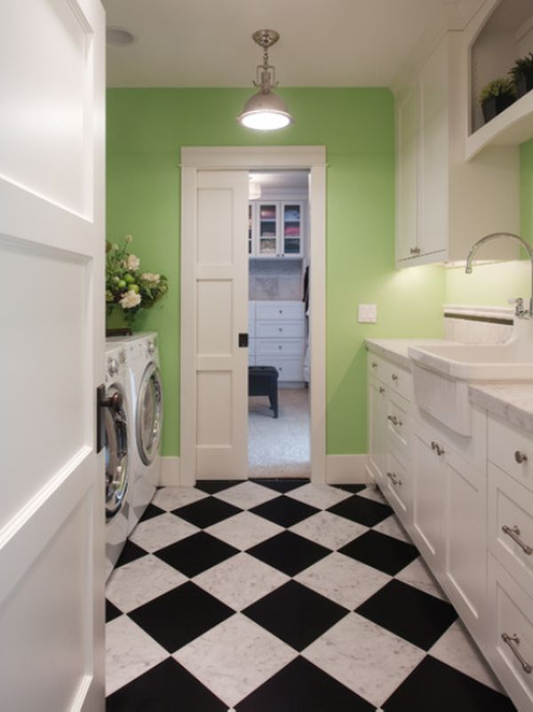 Checkerboard Flooring Timeless Beauty For Any Room Of The