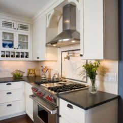 Kitchen Hood Design Home Depot Backsplash Stainless Steel Designs And Ideas View In Gallery Traditional