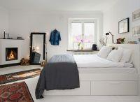 35 Scandinavian Bedroom Ideas That Looks Beautiful & Modern