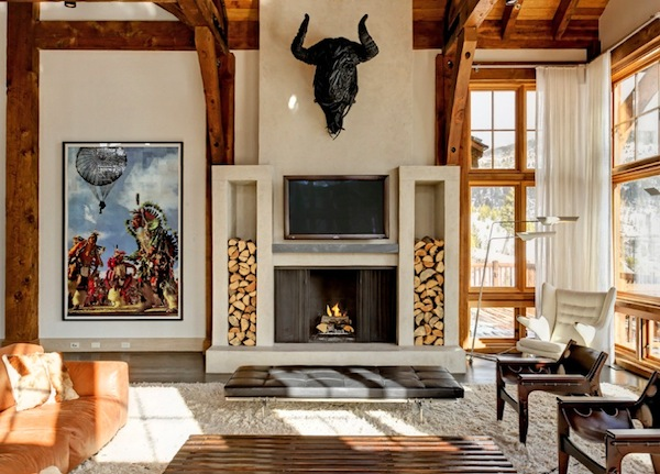Where To Store Wood For Fireplace Amazing Interior Design — New Post Has Been Published On...