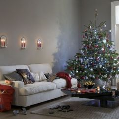 Christmas Decoration Ideas For Small Living Room Light Grey With Brown Furniture 42 Tree Decorating You Should Take In Consideration View Gallery Relatively