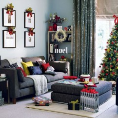 Christmas Decoration Ideas For Small Living Room Chairs Under 100 42 Tree Decorating You Should Take In Consideration View Gallery Modern With Decorations That Match The