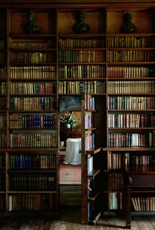 Secret Bookcase Doors, Always Fun And Always Mysterious