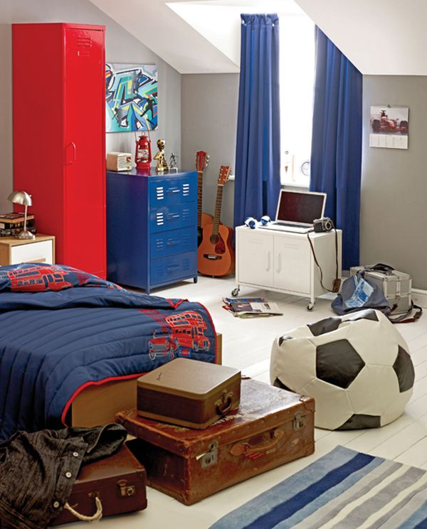 Boys Room Design Ideas