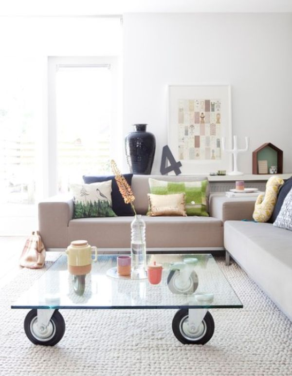 15 interesting coffee tables for all