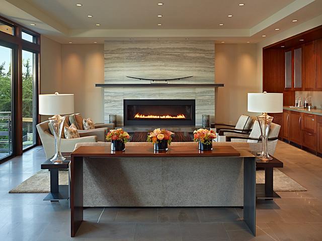 Decorating A Modern Fireplace: Ideas & Inspiration