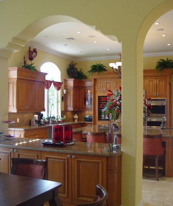 Simple Kitchen Interior Design Pictures: Simple Interior Arch Designs For Home