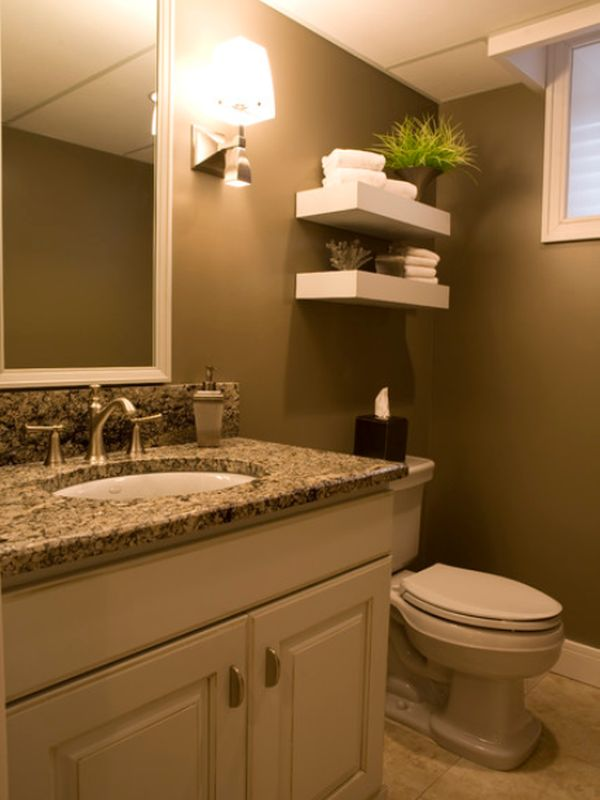 Decor Ideas For Your Homes Smallest Room