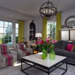 Living Room Decorating With Black Furniture Built Ins No Fireplace How To Decorate A Using Color Design Ideas Modern Colorful Accessories