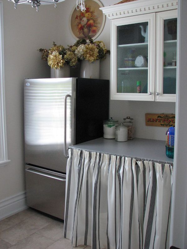 5 Unsuspecting Places To Use Curtains