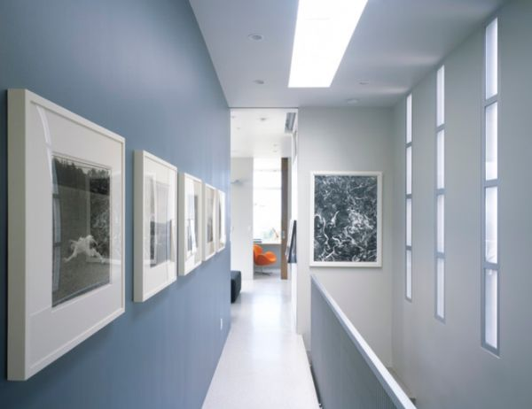 How To Hang Pictures In Your Homes Hallway