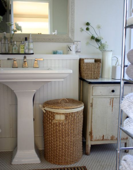Wicker Baskets, Very Versatile And Great For Storage
