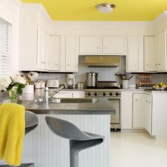 Decorating Kitchens Used Mobile For Sale Yellow Grey Ideas Inspiration