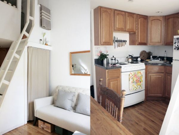 11 Small Apartment Design Ideas Featuring Clever And