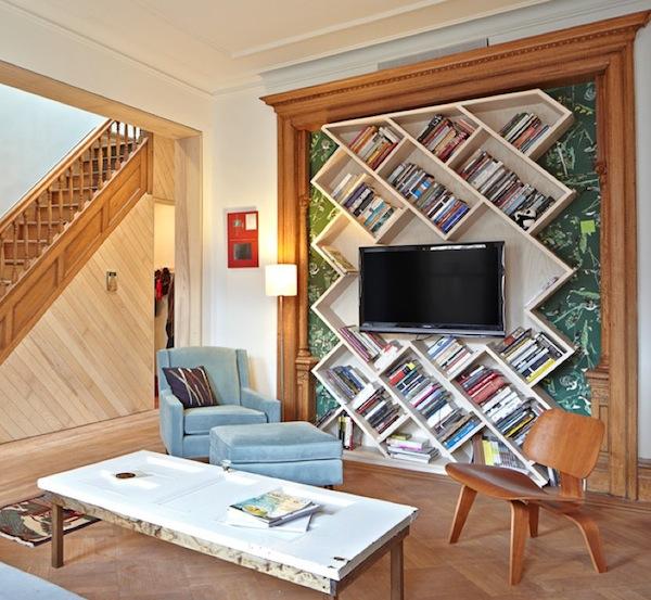 bookshelf design tips