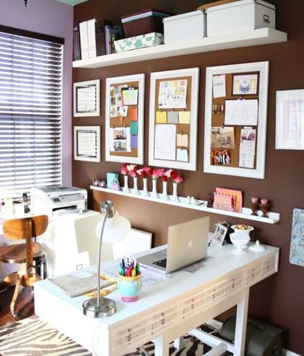 Here Are Five Tips For Organizing Your Home Officemadein