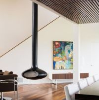 Soren's lie - Hanging Fireplaces  Beautiful And Versatile ...