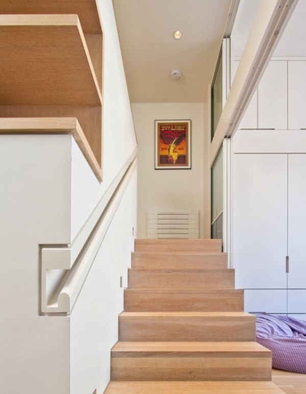 Modern Handrail Designs That Make The Staircase Stand Out | Modern Stair Hand Railing | Creative Outdoor Stair | Wooden Stair | Decorative | Curved Metal | Diy Modern