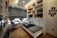 Fold down beds  a huge space-saving solution for all ...