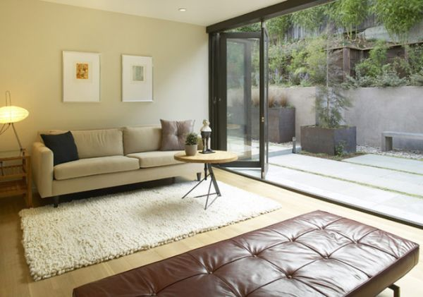Open Up Your Living Room With Folding Patio Doors