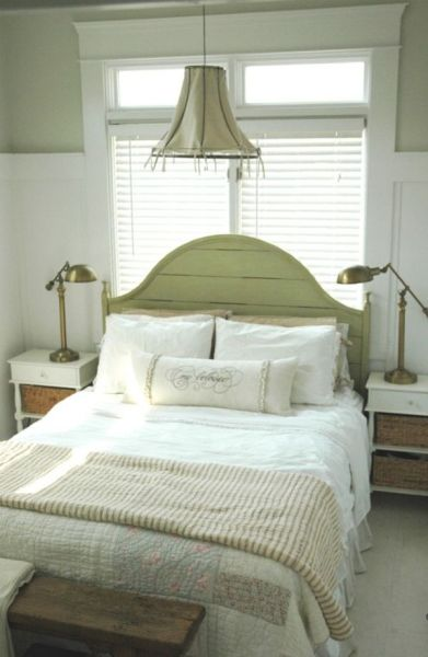 french farmhouse bedroom decor A Closer Look at Farmhouse French Style