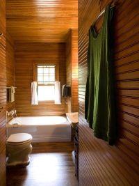 17 Chic And Elegant Wooden Bathroom Interiors