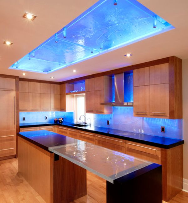 cool kitchen light fixtures aid ksm different ways in which you can use led lights your home
