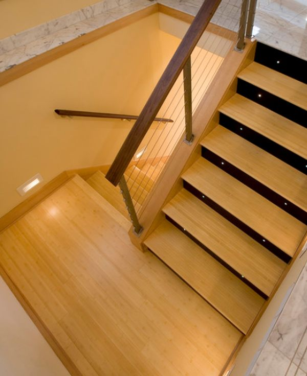 Modern Handrail Designs That Make The Staircase Stand Out