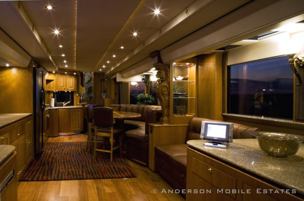 Luxury Living On Wheels 6 Stunning RVs That Will Make You