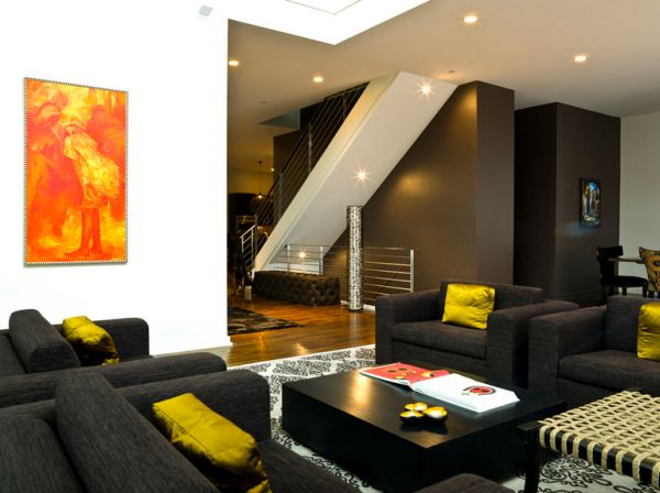 living room color schemes with black furniture martha stewart ideas that work well in combination view gallery