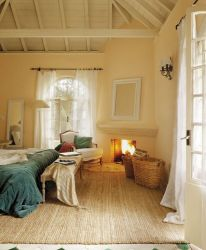A charming cottage with a fairy tale like décor