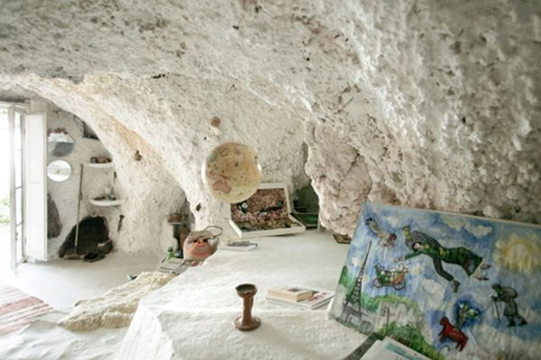 12 Spectacular Cave Structures We D Like To Live In