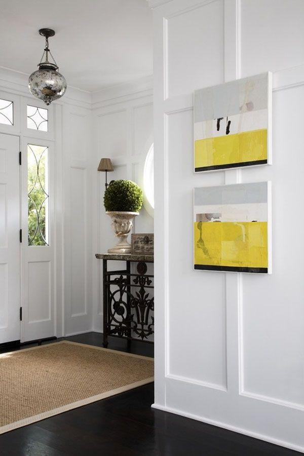 choosing an entryway rug