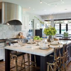 Kitchen Island Seating Custom Booth 37 Multifunctional Islands With View In Gallery