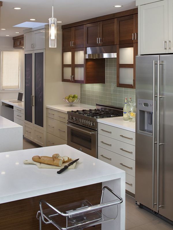 Mixed Kitchen Cabinets 11 Kitchen Trends For 2013 Not To Miss