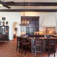 Brick Floor Kitchen Cheap Islands 10 Design Ideas We Love View In Gallery Another Beautiful Example Of Flooring
