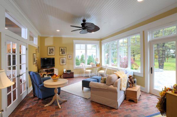 10 Brick Floor Design Ideas We Love